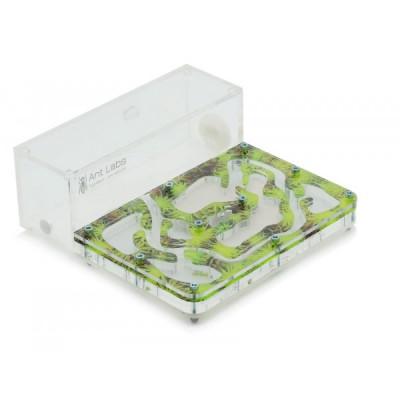 Комплект муравьиной фермы Start Зелёный